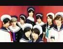 【ニコニコ動画】男9人で モーニング娘。 - ザ☆ピ~ス! を踊ってみたを解析してみた