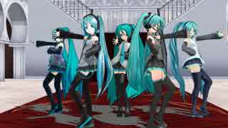 【MMD】Carry Me off【初音ミク】