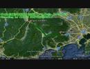 【ニコニコ動画】中央自動車道を走破してみた Part3 上り編を解析してみた