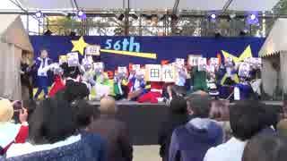 【踊ってみた】京大がありのままの姿みせた結果【2014】3/4