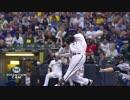 【ニコニコ動画】【MLB】カルロス・ゴメスHR&好プレー集(2014年)を解析してみた