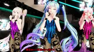 【MMD】ボカロ&Utau BunnyGirl「Carry Me off」