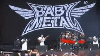 BABYMETAL LIVE ~Sonisphere2014~ Full ver,