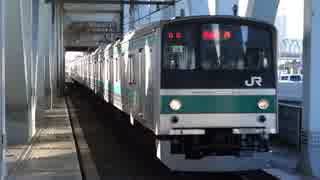 新木場駅(東京臨海高速鉄道りんかい線)を発着する列車を撮ってみた