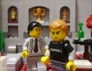 【ニコニコ動画】【レゴで再現】GTA5 ミッション「再開の家族」を解析してみた