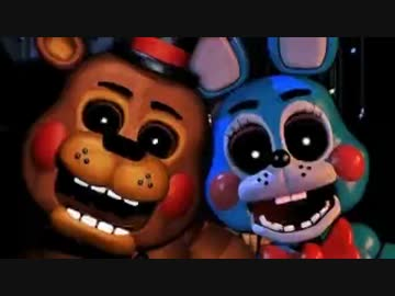 字幕 markiplierが five nights at freddy s 2 をプレイ 5 by 外箱