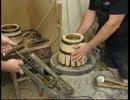 ハンガリー:職人の樽作り