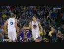 【NBA記録】クレイ・トンプソン52得点!1Qに37得点