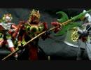 【ニコニコ動画】【玩具開封】ACシリーズ 仮面ライダー龍玄 黄泉 ヨモツヘグリアームズを解析してみた