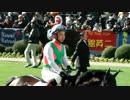 【ニコニコ動画】中館英二騎手 ラスト騎乗パドック 【2015.1.25 中山6R】を解析してみた