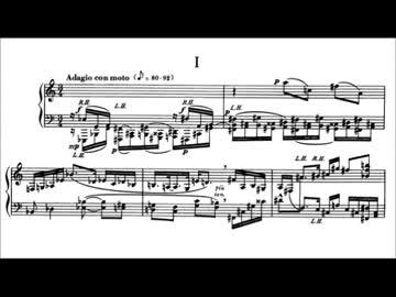 アイヴズ】ピアノソナタ 第1番 ...