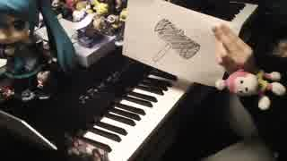 スマブラ64の曲をメドレーにして弾いてみた 【ピアノ】