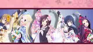 【ハナヤマタ】花ハ踊レヤいろはにほ♡5人で歌ってみた*..。【合唱】