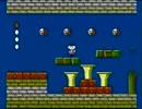 スーパーマリオUSA ファミコン版 ラスト面攻略 エンディング