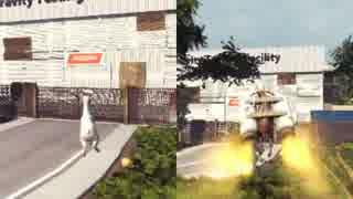 狂気のヤギが暴れるゲームを四人実況プレイ第二話!