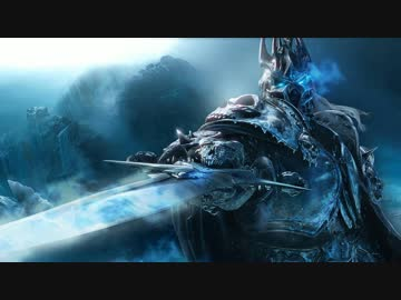world of warcraft wrath of the lich king musics by nickelo 音楽