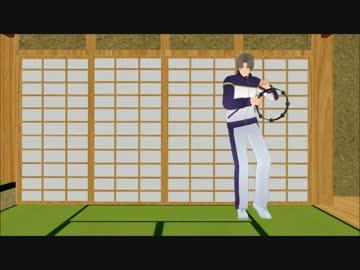 【刀剣乱舞】長谷部さんが主命でタンバリン極めた