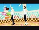 【ジョジョMMD】暗殺チームでおじゃま虫【お着替え】 thumbnail