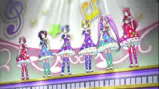 【プリパラ】「Realize!」ワンフェスi☆Risライブ音源でアニメライブシーン