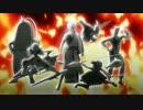 【第14回MMD杯本選】ギンイロノホノオ   -アオイホノオOPパロ- thumbnail