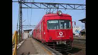 交差点を使って同じ駅に3回停まる、そんな福井の日常を眺めてみた