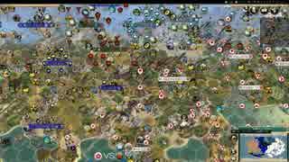 Civilization5 CPU最強文明決定戦 予選B