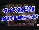 【韓国の超反日学生】旭日旗に発狂ニダ!? thumbnail