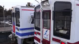 くびき駅(北越急行ほくほく線)を通過・発着する列車を撮ってみた