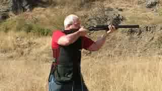 【1750グレイン】 大口径4ボア(26mm)弾を撃ってみた