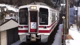 うらがわら駅(北越急行ほくほく線)を通過・発着する列車を撮ってみた