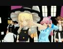 【MMD】 まなこ様のHappy Halloween 【モーション配布】