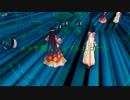 輝夜と妹紅に「ネトゲ廃人シュプレヒコール」を踊らせてみた