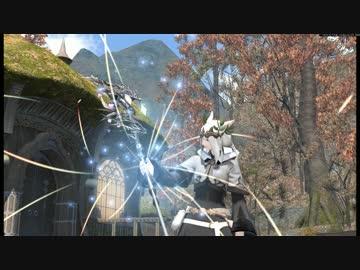 FF14 Zodiac Weapons -Excalibur Zeta-
