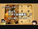 【ニコニコ動画】【ゆっくり】アメリカ横断記3 マロウド成田 シウマイ弁当編を解析してみた