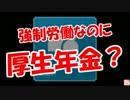 【ニコニコ動画】【強制労働なのに】 厚生年金?を解析してみた
