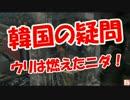 【ニコニコ動画】【韓国の疑問】ウリは燃えたニダ!を解析してみた