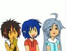 Sonic Triple Baka (unfinished)
