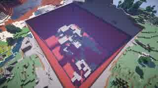 【Minecraft】地下遺跡を70人でまる裸にする【整地動画】