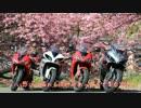 【ニコニコ動画】【河津桜】Daytona675と走ってきました。【エンジン復活】を解析してみた