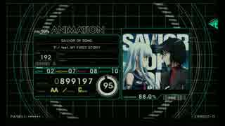 【BeatStream】 SAVIOR OF SONG 【Nightmare】