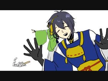 【手描き】唯/一/人の刀剣男士【感想】みんな楽しそうでなによりです