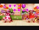 レミリアとフランに「スイートマジック」を踊らせてみた thumbnail