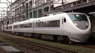 特急「はくたか」最後の迂回運転・長岡駅発着風景を撮ってみた