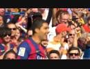 【ニコニコ動画】バルセロナ ×ラージョ・バジェカーノを解析してみた