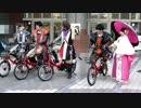 【ニコニコ動画】【安芸ひろしま武将隊】2015.2.22/広島市観光レンタサイクルOPイベントを解析してみた