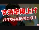 【支持率爆上げ】 パクちゃん絶叫ニダ! thumbnail
