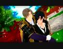 【MMD刀剣乱舞】 MAD HEAD LOVE 【長谷部&燭台切】 thumbnail
