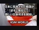 日本に見放された韓国が『逆ギレ発狂して』激しい日本叩きを開始。