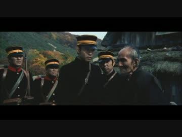 映画「八甲田山」より 田茂木野村の作右衛門 by N1K1 ...