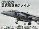 【現代戦闘機ファイル】第25回:ハリアー / ミラージュⅢ